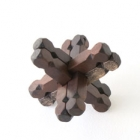 木製魯班鎖一組<br /><b>Burr puzzles</b><br />Wood, bamboo<br />China; 19th-20th c.<br /><em>Yi Zhi Tang</em> Collection