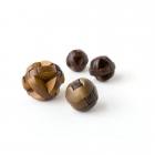 木製魯班球一組<br/ ><b>Burr puzzle balls <i>(Lu Ban suo)</i></b><br />Wood<br />China; 19th-20th c.<br /><em>Yi Zhi Tang</em> Collection