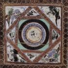 敦煌第420窟的三兔<br /><b>Ceiling of Mogao Cave 420</b><br />Dunhuang, Gansu Province<br />Sui dynasty (581-618)