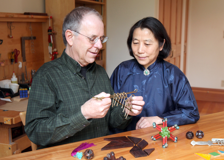 Peter Rasmussen and Wei Zhang