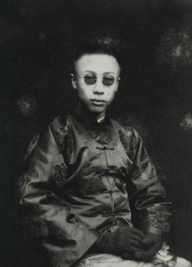 Pu Yi, the last emperor of China