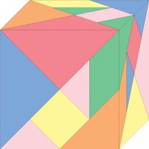 第一种七巧立方