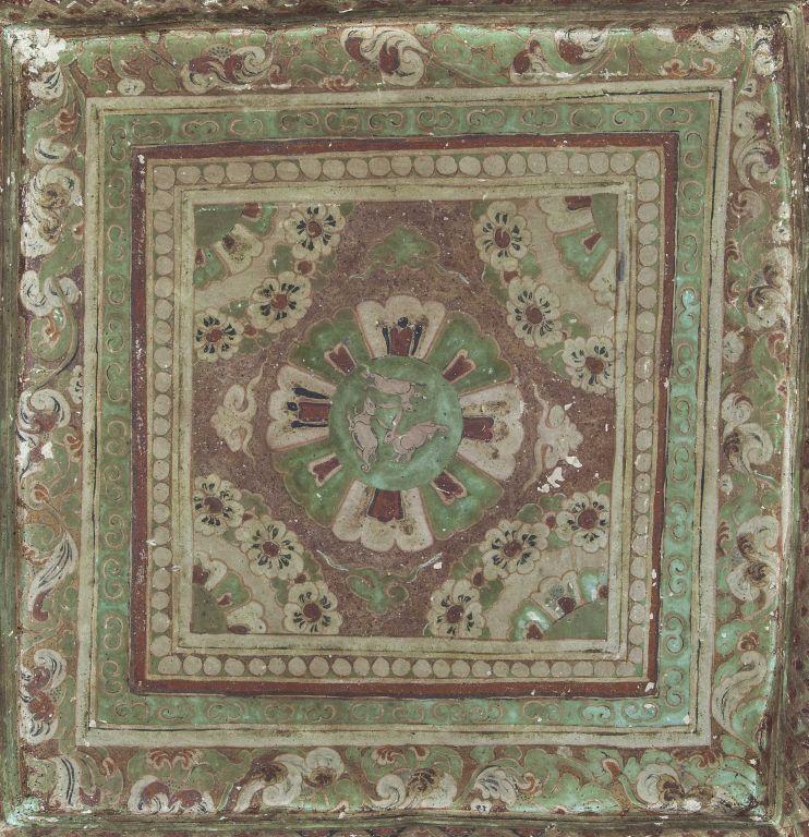 folk motifs in stupa art