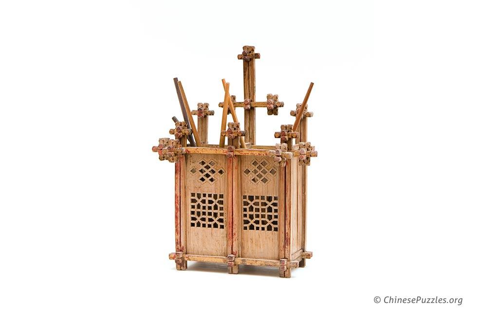 Interlocking Burr Puzzles - ChinesePuzzles org