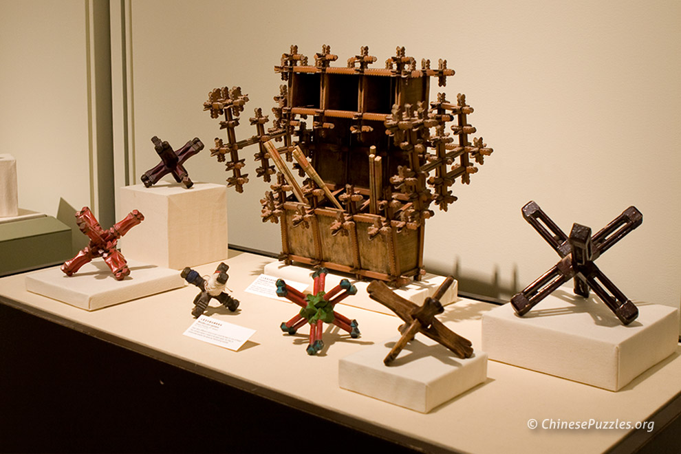 Chinese Puzzles Exhibitions - ChinesePuzzles org